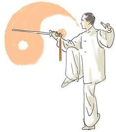 TAI CHI JIAN - Tai Chi Long Sword - #TaiChi #Taijiquan