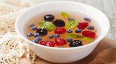 Soupe de fruits rouges - Gourmand
