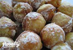Sütőben sült túrófánk medea konyhájából   Nosalty