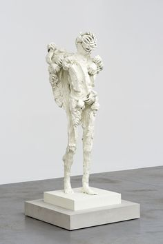 David Altmejd, A Level Art, Glitch Art, White Paints, Sculpture Art, Creepy, Illustration Art, Objects, Fine Art