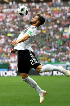 d2bb42336ee Marvin Plattenhardt Photos Photos  Germany vs. Mexico  Group F - 2018 FIFA  World Cup Russia