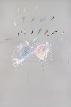 The opposites are seeds from where the multiplicity of shapes succeeds [Cy Twombly]