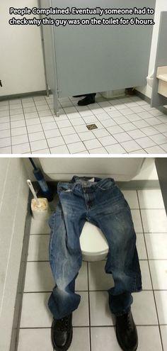 Genius! Hahahahaha