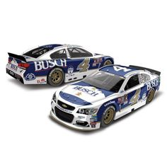 Kevin Harvick Action Racing 2016 Darlington #4 Busch Beer 1:24 NASCAR Sprint Cup Series Platinum Die-Cast Chevrolet SS
