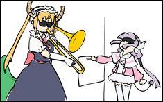 kobayashi-san-chi-no-maidragon-Kanna-Kamui-tooru-(maidragon)-Dragon-Girl-(Anime)-3651990.gif (600×376)