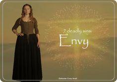 Outlander 7 Deadly Sins: Envy