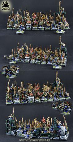 Orcs & Goblins Night Goblins Regiment