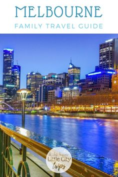Complete guide to visiting Melbourne with kids. From best places to stay to must-see places and road trips to take as a family by the city travel experts at Little City Trips. Australia Tourism, Visit Australia, Family Destinations, Amazing Destinations, Travel With Kids, Family Travel, Outback Australia, Parks, Visit Melbourne