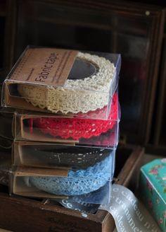 Lace masking tape