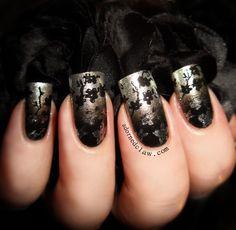 31dc2014 metallic nails