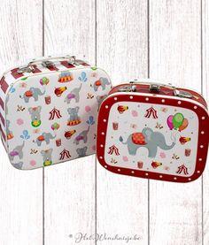 Koffertjes Circus