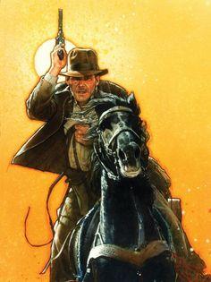 Indiana Jones en illustrations! - Page 14