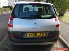 Renault Grand Scenic 1.9DCi Dynamique - Spares or repair #renault #grandscenic19dcidynamique #forsale #unitedkingdom