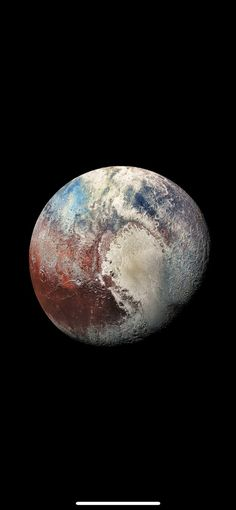 Pluto Planet, Mars Planet, Planet Earth, Mars Wallpaper, Space Phone Wallpaper, Space Planets, Space And Astronomy, Astronomy Science, Earth And Space Science