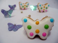 royal icing #butterfly #papajonfood