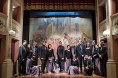 L'Ensemble Vocale Libercantus di Perugia diretto dal M° Vladimiro Vagnetti ha conquistato il primo premio della categoria polifonia al Concorso di Chivasso.