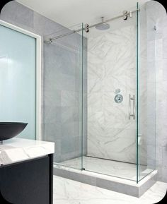 Bathroom Decoration, Bathroom Design, Bathroom Design Ideas, Bathroom Sliding Shower Door