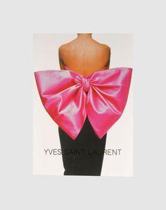 Yves Saint Laurent: Icons of Fashion Design