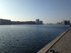 Kalvebod brygge, Copenhagen. Perfect walk by the water.