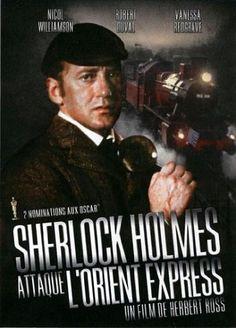 Sherlock Holmes attaque l'Orient Express • Herbert Ross