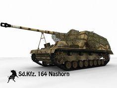 Sd Kfz 164 Nashorn