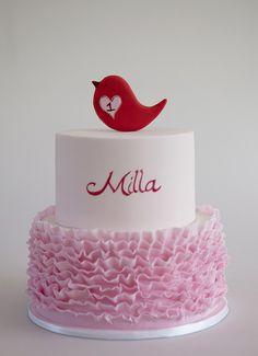 Milla's Ruffles by Sweet Tiers, via Flickr