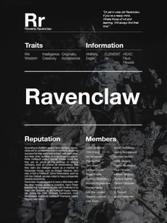 "i-am-aesthetica: ""Hogwarts Houses: Ravenclaw "" Harry James Potter, Harry Potter Universal, Harry Potter Memes, Harry Potter World, Harry Potter Hogwarts, Harry Potter Houses Traits, Hogwarts House Traits, Slytherin Traits, Severus Rogue"