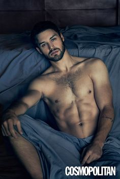 Is it getting hot in here, or is it just Ryan Guzman?