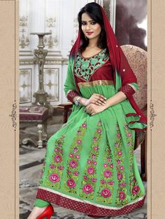 Cotton Salwar Kameez Online from kalazone silk mill