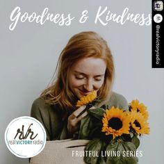 Repost from @realvictoryradio using @RepostRegramApp - Goodness & Kindness | the Fruitful Living Series continues this week with LaTan Roland Murphy and Amy Elaine Martinez on Real Victory Radio! How can we implement these two fruits into our everyday living to reflect Christ to a hurting world? Listen in and learn about how we can lift others up, not bring them down. The Goodness of God is powerful. His Kindness runs deep! Join us Saturday on 94.7 FM KRKS in #denver or livestream on your phone