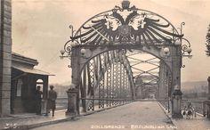 Braunau am Inn custom checkpoint c. 1910 - Braunau am Inn - Wikipedia, the free encyclopedia