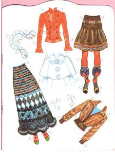 Рита Астрель 2006 - Nena bonecas de papel - Álbumes web de Picasa