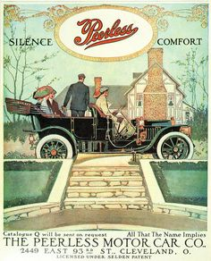 Peerless Motor Car Company - Cleveland