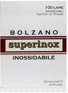 Bolzano Razor Blades - 100 Pack by Bolzano (100 Razor Blades)