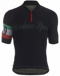 Giordana  retro  cycling  jersey wool Cycling Tops a91143645