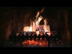 1 Hour Of Fireplace And Bing Crosby Along With Frank Sinatra Christmas Music - YouTube