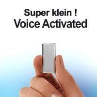 Ultrakleiner Micro-Voicerecoder als Abhörgerät bei www.abhoergeraete.com Spy Recorder, Audio, The Voice, 8 Gb, Iphone, World