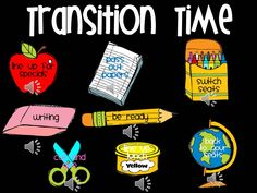 Fourth and Ten: Managing Transitions with a power point for all your transition times. 2nd Grade Classroom, Kindergarten Classroom, School Classroom, Classroom Activities, School Fun, Classroom Ideas, School Stuff, School Ideas, Future Classroom