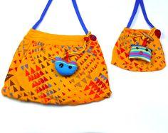 """Set borse """"Yellow zoo"""" ideata da MARACHELLA— La Casa di Ninni"""