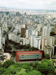 Museu de Arte de São Paulo, São Paulo 1958, Lina Bo Bardi