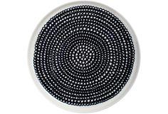 Marimekko Oiva/Siirtolapuutarha -plate, 4 pieces