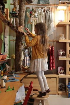 Dreamy Acorn Toy Shop