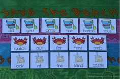 Summer Sentence Layout by Deb Chitwood, via Flickr