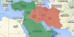 Iran-Arabie saoudite: une carte pour comprendre les jeux d'alliance au Moyen-Orient