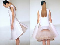 Hussein Chalayan - Before Minus Now Collection - Summer 2000 - 2