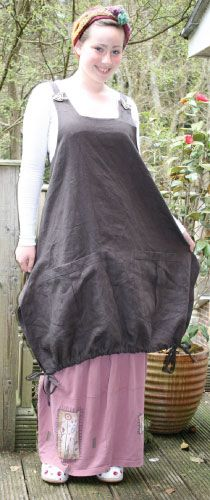 Spinning Pinnie apron