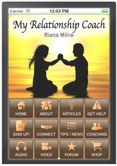 Riana (Terriana) Milne - My FREE App - My Relationship Coach - Lots of great articles, and a convenient way to schedule & have your coaching session on the go! Relationship Coach, Toxic Relationships, You Deserve, Trauma, Yoga Poses, Counseling, Coaching, Therapy, Love You