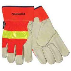 Insulated Pigskin Gloves