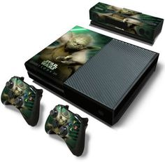 Star Wars Xbox One Controller & Console Skin High quality graphics vinyl decal for XBOX One; Brand new exquisite design. Protects your XBOX from dust, scratches, finger print or other damages. Easy to