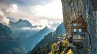 The Gasthaus Aescher, Switzerland